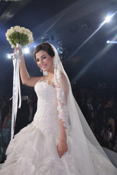 زفاف دنيا سمير غانم