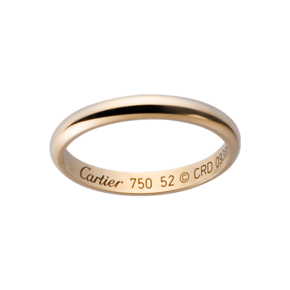 زيني زواجك و خطوبتك بخاتم كلاسيكي من كارتييه (9)