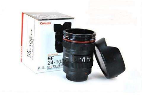لهواه التصوير ، الآن أصبح بإمكانك شرب الشاي في عدسة الكاميرا ! (3)
