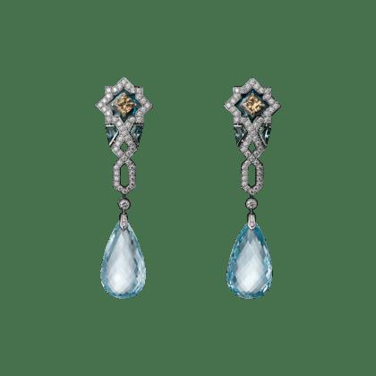 مجوهرات الأرابيسك ، تصاميم عربية بإنتاج فرنسي ! (3)
