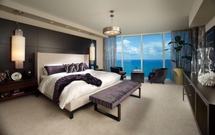 غرف نوم بإطلالات رائعة على المحيط 4