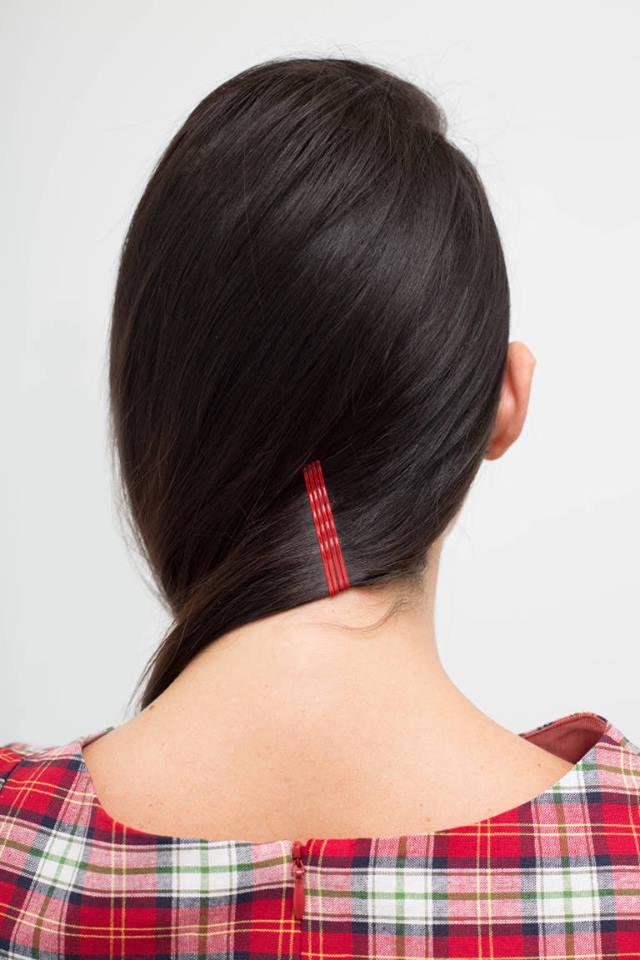 طرق لعمل حركات مميزة باستخدام بنَس الشعر ! (9)