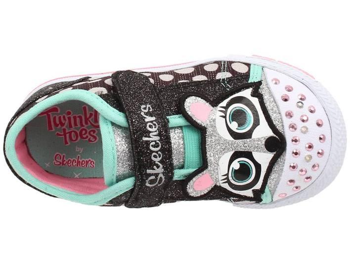 وميض و أضواء أحذية الأطفال - سكتشر كيدز (1)
