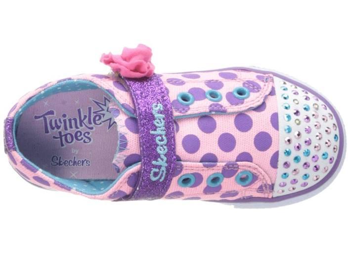وميض و أضواء أحذية الأطفال - سكتشر كيدز (3)