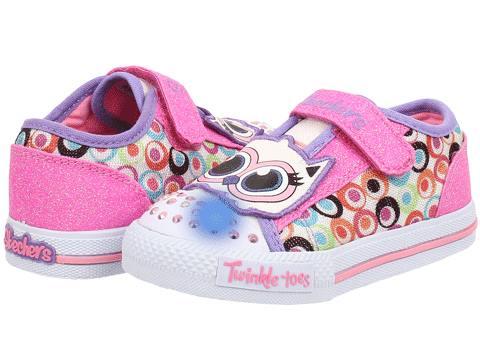وميض و أضواء أحذية الأطفال - سكتشر كيدز (5)