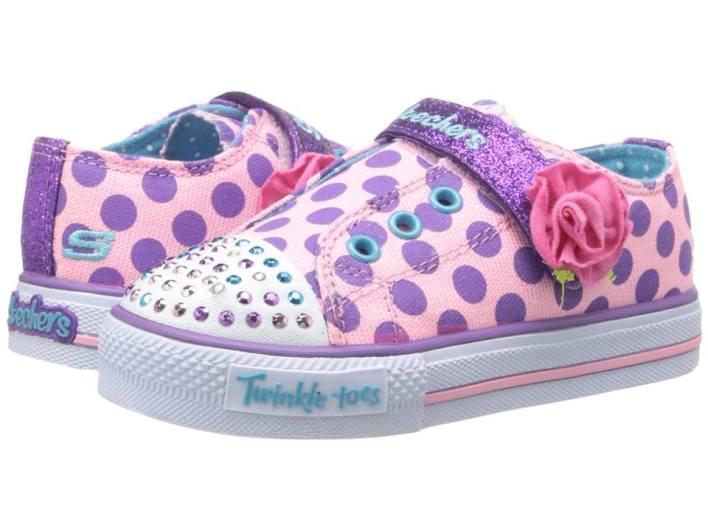 وميض و أضواء أحذية الأطفال - سكتشر كيدز (8)