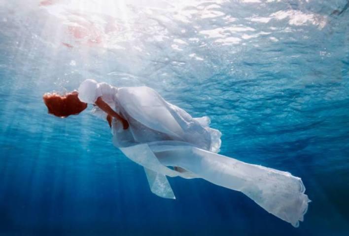 عرائس تحت الماء ! (6)