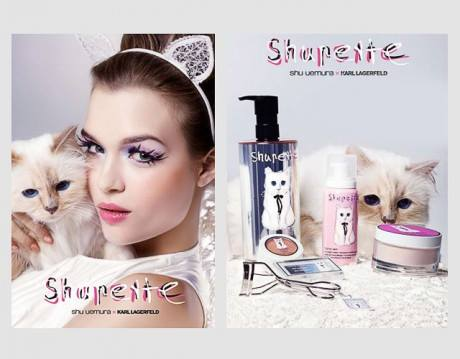 مكياج الأميرة القطة Shupette (10)