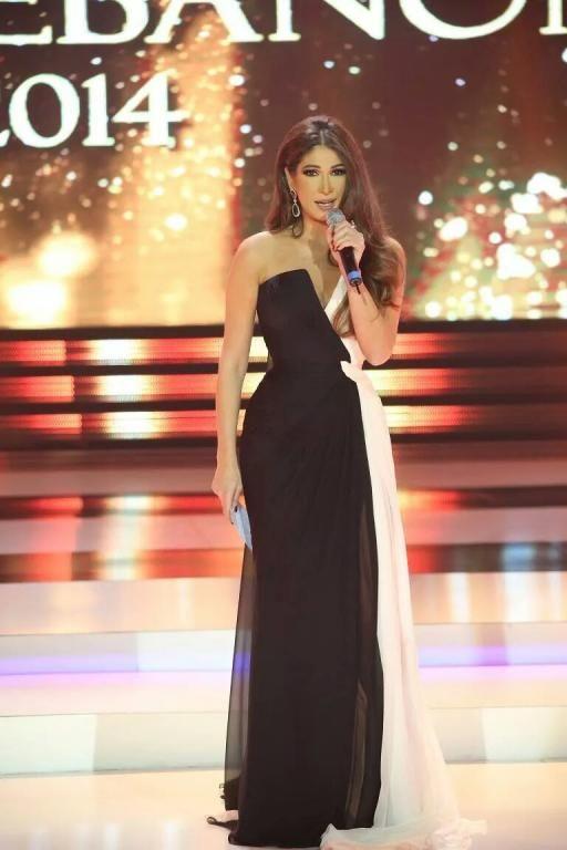 ملكة جمال لبنان 2014 سالي جريج.4