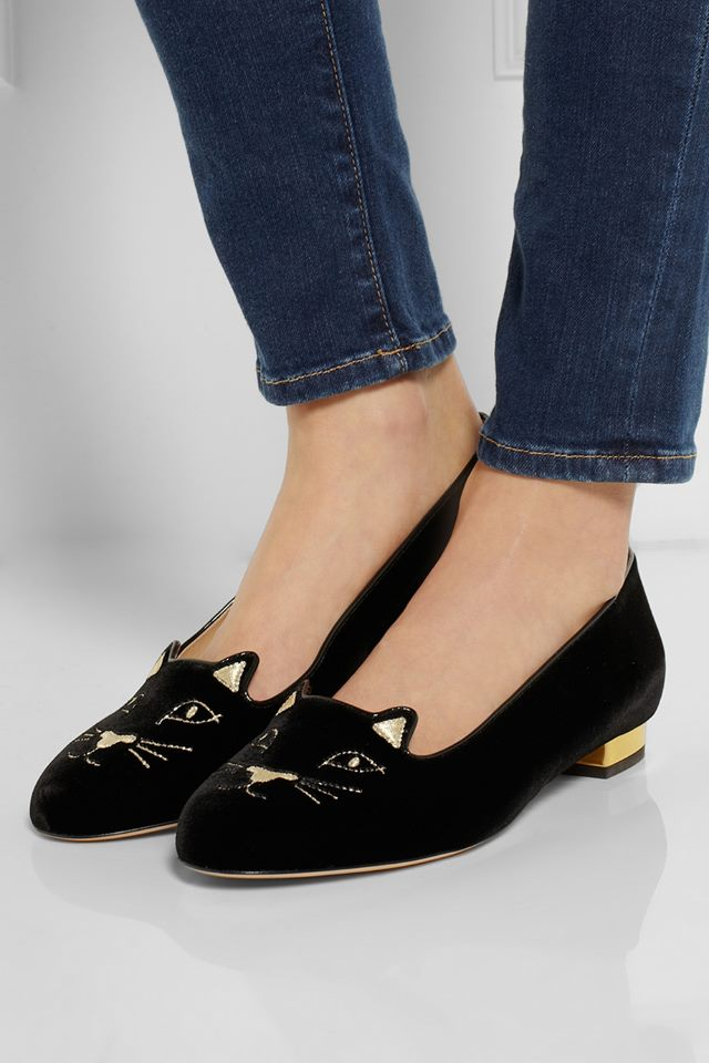 أشعري بالخفة مع أحذية  كيتي  السوداء ! (5)