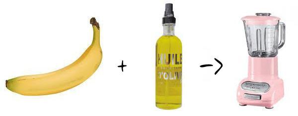 قناع الموز