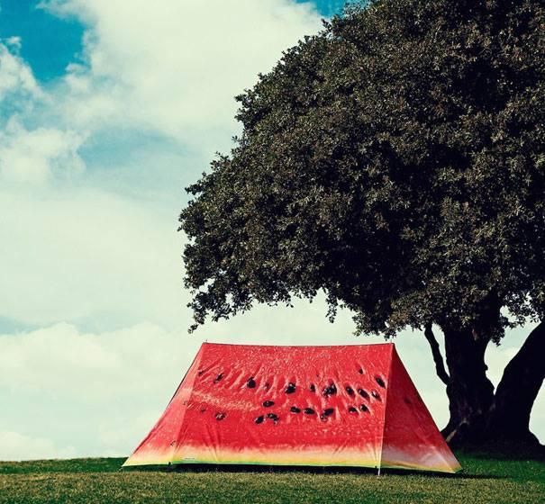 خيمة البطيخ