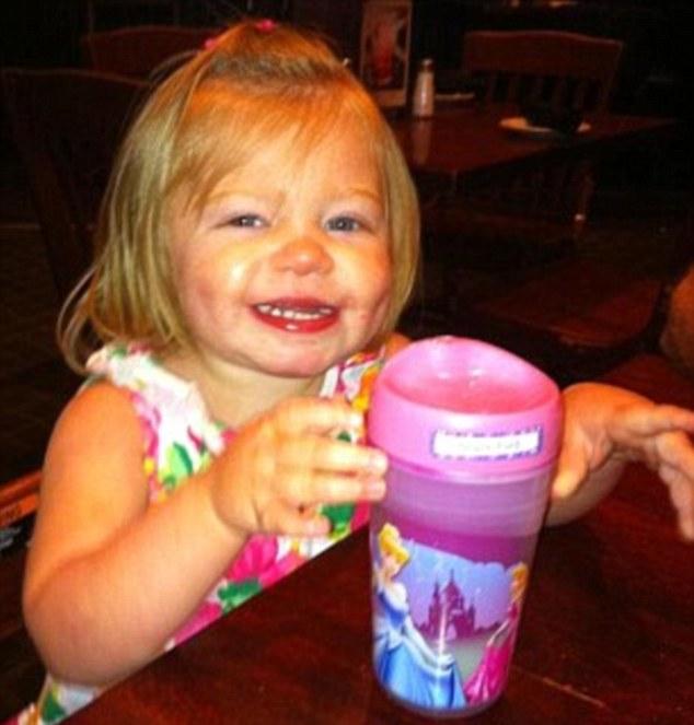 الطفلة التي قتلتها خطيبة والدها