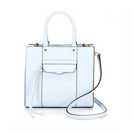 حقيبة بيضاء