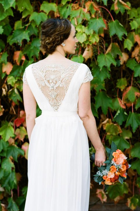 قصات فساتين زفاف