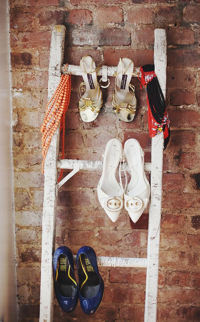 طرق حديثة لترتيب الأحذية
