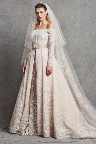فساتين زفاف زهير مراد  2018