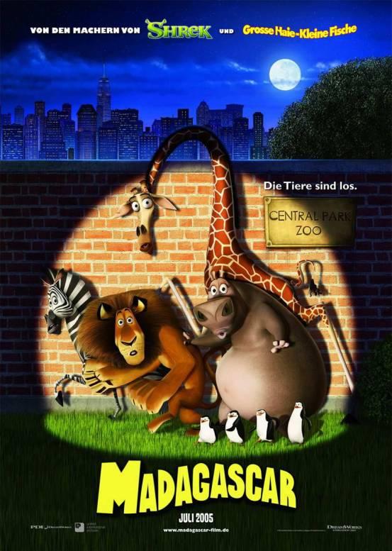 شاهدي فيلم Madagascar مع عائلتك