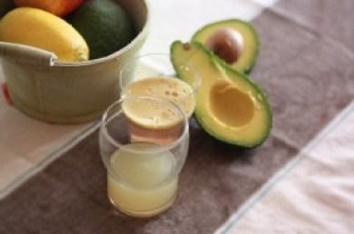 طريقة عمل عصير الأفوكادو
