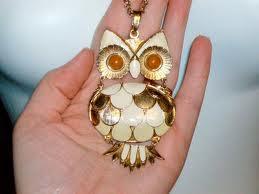 البومه في المجوهرات رمزٌ للحكمة