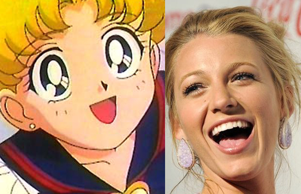 Blake Lively - Sailor Moon