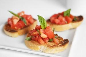 ثمانية وصفات للطماطم المزروعة منزلياً