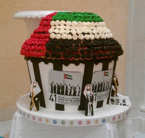 تغطية: سفارة الامارات تحتفل باليوم الوطني الـ41 في فندق الريتز كارلتون بالرياض
