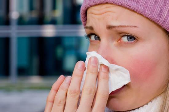 علاج البرد