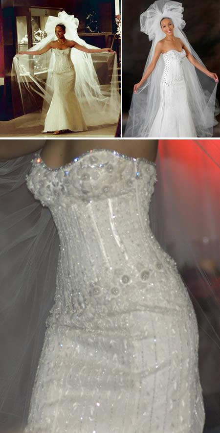 اغلى ثوب زفاف