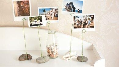 افكار جديدة ومبدعة لعرض الصور في منزلك