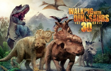 Walking With Dinosaurs The Movie 3D