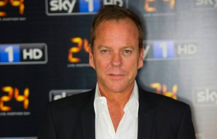 Kiefer Sutherland: New Series of 24 Likely To Be Last
