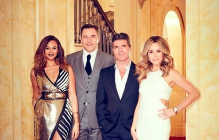 Who's joining Simon on Britain's Got Talent 2015?