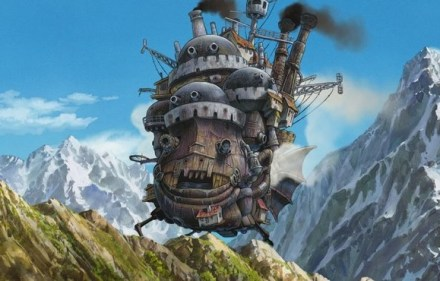 The Beginner's Guide to Anime, No. 138 – Howl's Moving Castle