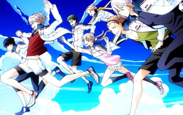 Prince of Stride 1