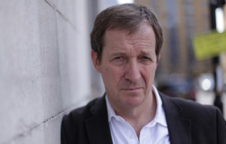 Alastair Campbell in Me and My Mental Illness, Channel 5