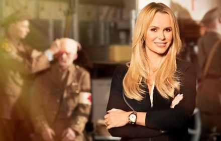 Who Do You Think You Are? – Amanda Holden