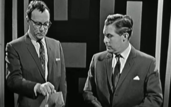Morecambe and Wise Two of a Kind