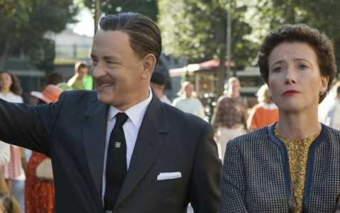 Film of the day- Saving Mr Banks