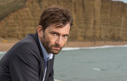 DI Hardy (David Tennant) Broadchurch