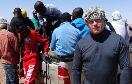 Preview – Ross Kemp: Libya's Migrant Hell