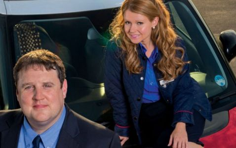 Car Share - Peter Kay and Sian Gibbon