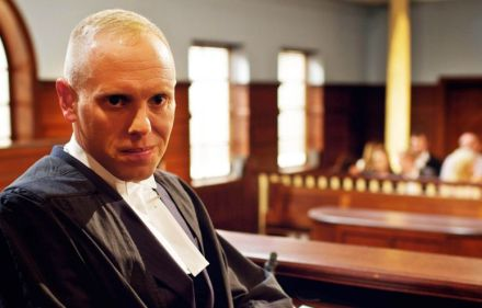 Daytime TV format meets prime time audience in this documentary series sensationalising some of the UK's most celebrated recent criminal cases. Following a successful first airing on ITV Daytime, the series has been repackaged with salacious re-enactments and 'expert' opinion to focus on one case per episode. Tonight, the barrister/TV personality Judge Robert Rinder examines what happened when, in January 2013 while making a cash delivery, security guard James Smith was confronted by a masked man with a gun. An open and shut case of armed robbery on the face of it - but first impressions can be deceptive and the police soon make a discovery about the gunman's partner in crime. Who could it be? Judge Rinder's Crime Stories - Friday 8.00pm on ITV.
