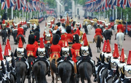 Trooping the Colour 2017: Highlights