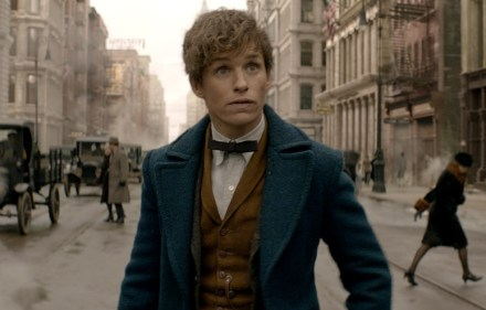 Film of the day: Fantastic Beasts and Where to Find Them
