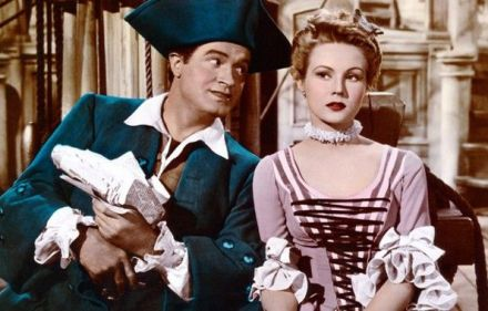 Film of the day: The Princess & the Pirate (1944)