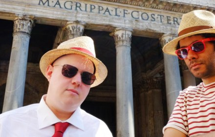 Preview – Travel Man: 48 Hours in Rome