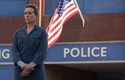 Three Billboards Outside Ebbing, Missouri big winner at BAFTAs
