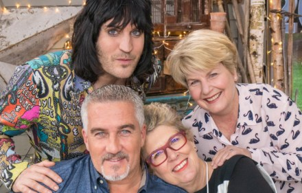 Preview – The Great Celebrity Bake Off for Stand Up to Cancer