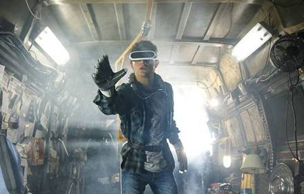 Ready Player One: we are surprisingly close to realising just such a VR dystopia